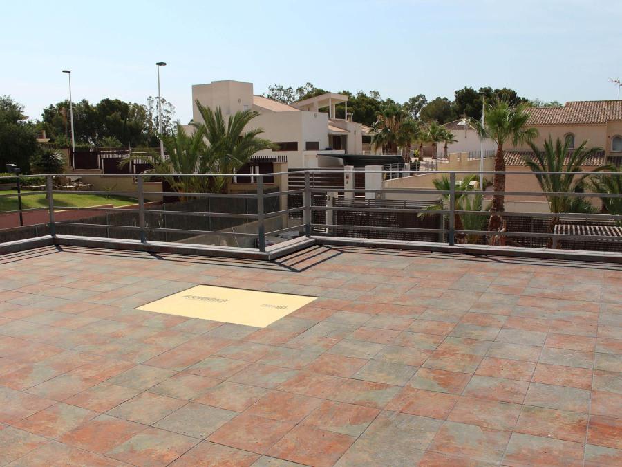rehabilitación de terrazas con humedades